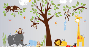 Childrens wall decals