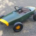 Lotus Vintage Pedal Car