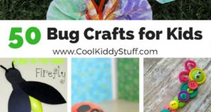 50 bug crafts for kids