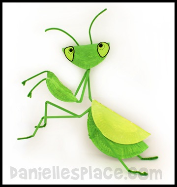 paper-plate-praying-mantis-craft