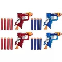 N-Strike Jolt 4 Pack