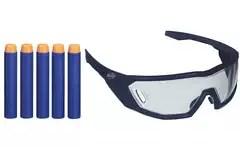 nerf eye protection